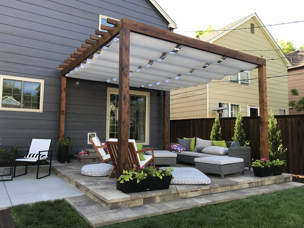 Patio and Pergola Design