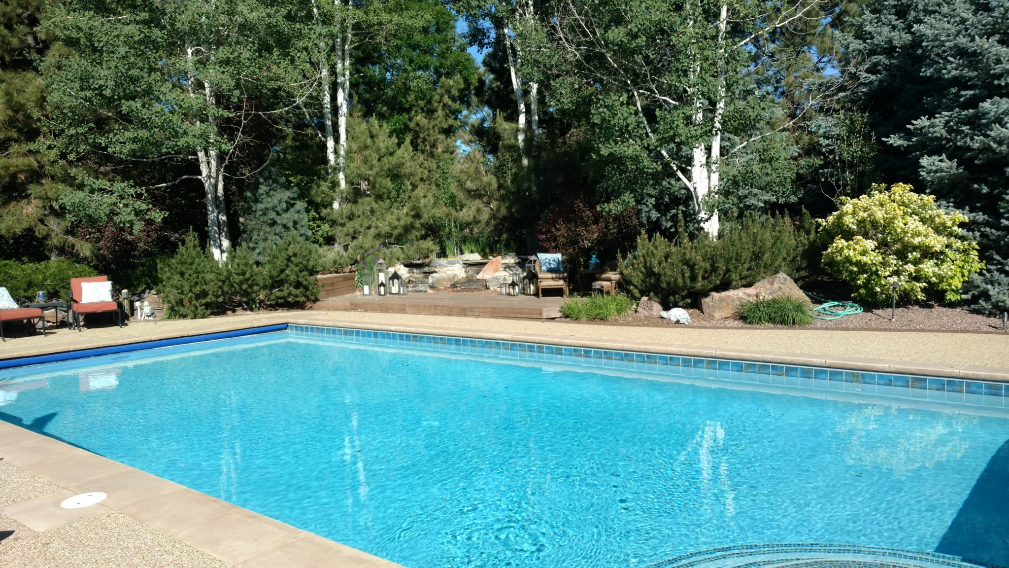 Residential Pool Landscape Design