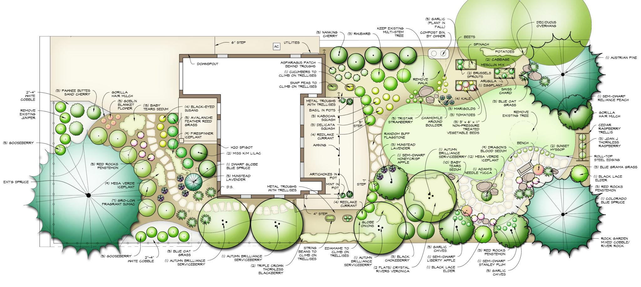 Asheville Permaculture Design